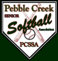 Pebble Creek Senior Softball Association