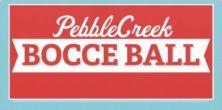 PebbleCreek Bocce