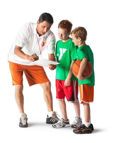 Youth Sports Basketball Picture