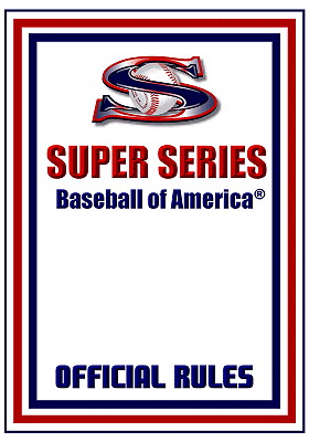 Super Series Rules