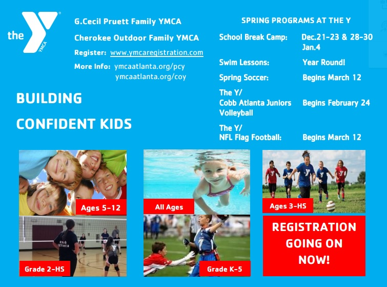 2016 Sports, Swim, School Break Camp Programs