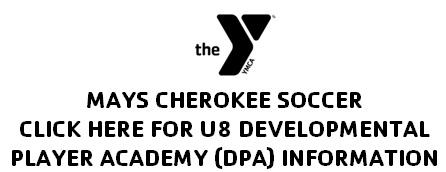 MAYS U8 Developmental Player Academy
