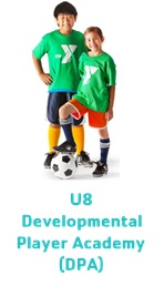 U8 Developmental Player Academy