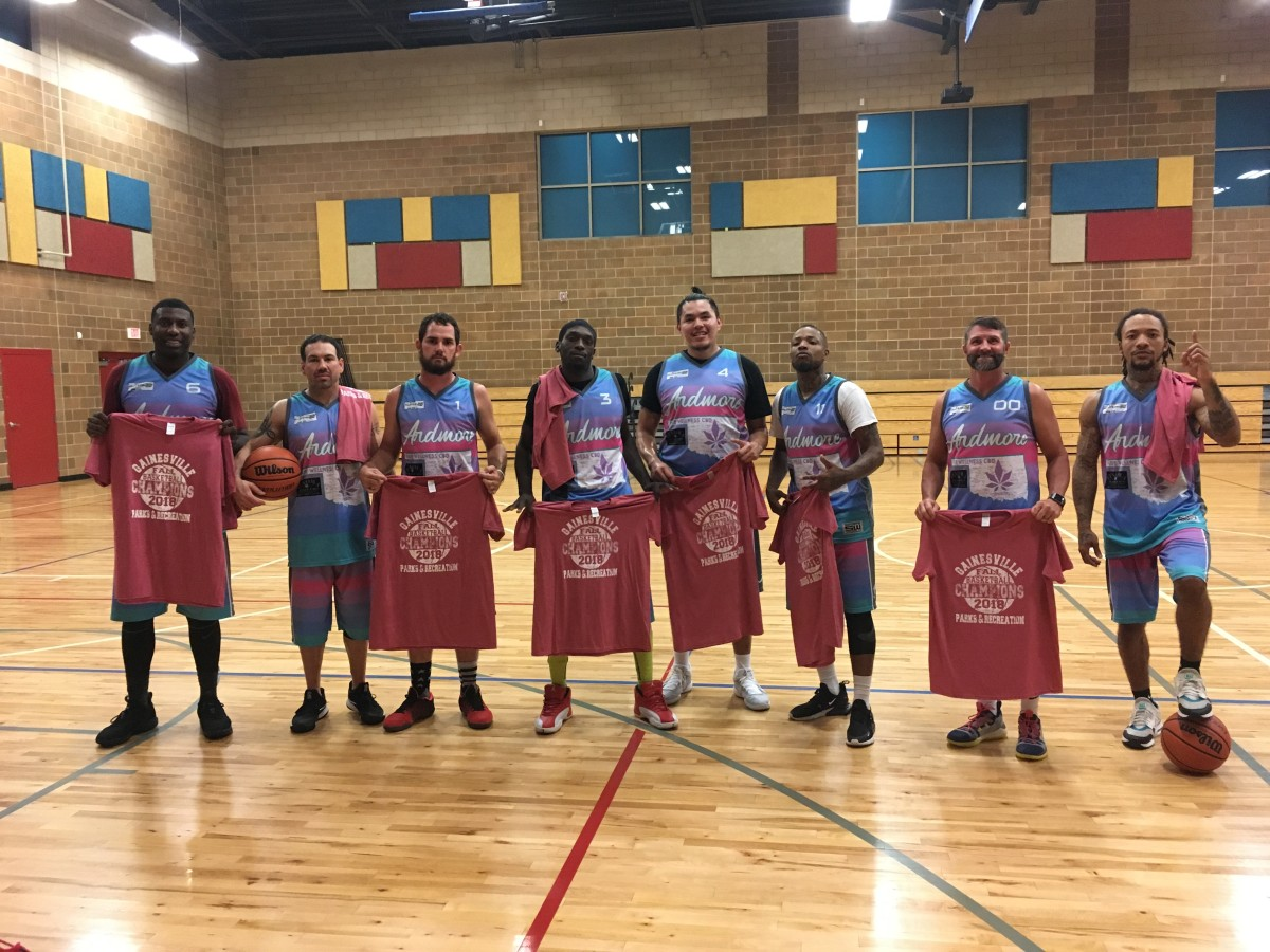 2018 Fall Basketball Champs Pic