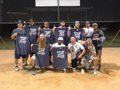 2018 Summer II Men's D Champs Pic