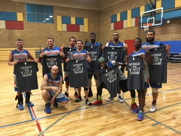 2018 Summer II Basketball Champs