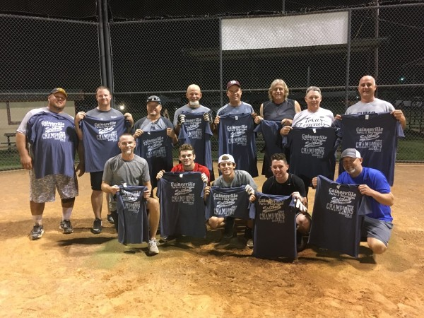 2018 Summer II Men's E Champs