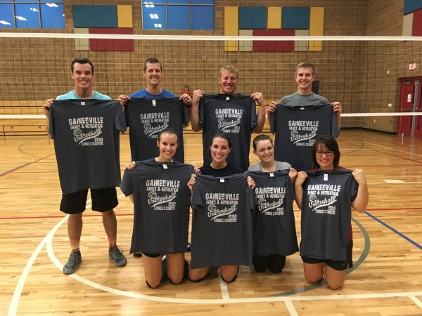 2018 Summer II Volleyball Champs