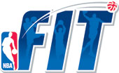 NBA FIT Logo