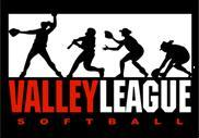 Valley League Softball Logo
