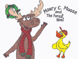 www.kickstarter.com/projects/390596465/maury-c-moose-and-the-forest-noel