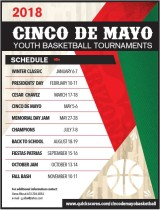 Cinco De Mayo Basketball