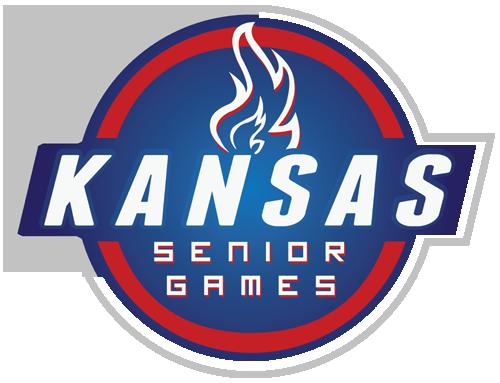Kansas Senior Games logo (png)