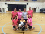 2015 FALL SEASON WOMEN'S LEAGUE CHAMPIONS - SWAT TEAM