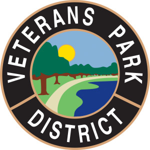 Image result for veterans park district logo